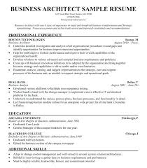 Resume For Architecture Student Sample Resume Of An Architect Marvellous Design Architect Resume