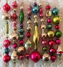 63 best vintage icicle ornaments images on
