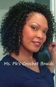 crochet braids atlanta ga freetress water wave hair styled by ms pks crochet braids in