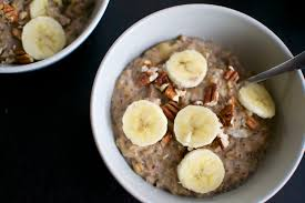 tiny banana banana nut oatmeal gluten free dairy free u2013 big eats tiny kitchen