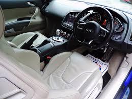 Port Dundas Car Sales Used Audi R8 Coupe 4 2 Fsi V8 Quattro 2dr In Port Dundas Glasgow