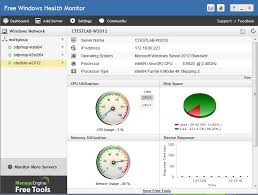 sql server health check report template free windows monitor tool manageengine free tools