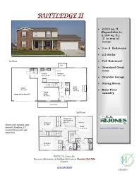 c a jones inc welcome to a new experience in home building fox