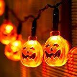 amazon com halloween orange color colored light bulb lite party amazon com halloween indoor string lights seasonal lighting