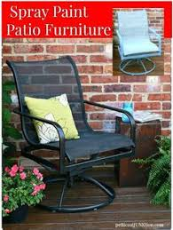how to update your tired patio furniture patio tired and furniture