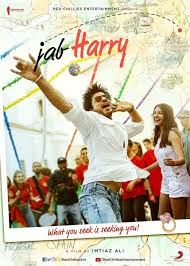Seeking Release Date Shah Rukh Khan Anushka Sharma Jab Harry Met Sejal Look Poster