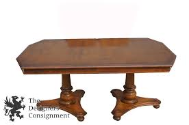 Ethan Allen Classic Manor EBay - Ethan allen classic manor dining room table