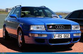 audi rosemeyer audi rs 2 avant brief about model