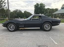 Cars For Sale In Port St Lucie 1969 Chevrolet Corvette Stingray For Sale In Port St Lucie