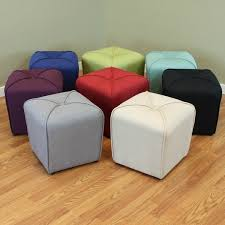 sopri upholstered ottoman free shipping today overstock com
