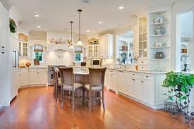 Light Cherry Kitchen Cabinets Cream And Cherry Kitchen Point Pleasant New Jersey By Design Line