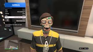grand theft auto 5 halloween mask update 1 30 youtube