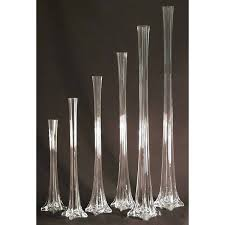 Long Vase Centerpieces by Best 20 Tall Glass Vases Ideas On Pinterest Modern Wedding