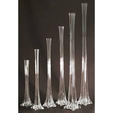Clear Plastic Tall Vases Best 25 Tall Glass Vases Ideas On Pinterest Tall Flower Vases