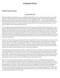 Argumentative Essay Samples For College Argumentative Persuasive Essay Examples 13 Essay Cover Letter