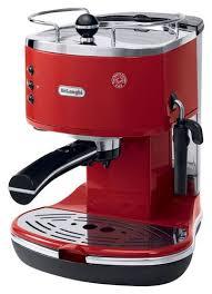 which delonghi espresso machine amazon black friday deal delonghi icona pump driven espresso maker red eco310r best buy