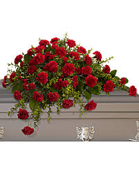 casket spray adoration casket spray sympathy arrangement teleflora