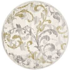 Indoor Outdoor Round Rugs 54 Best Rugs Images On Pinterest Round Rugs Gray Area Rugs And
