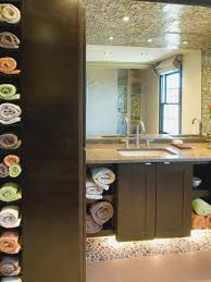 12 clever bathroom storage ideas hgtv addlocalnews com