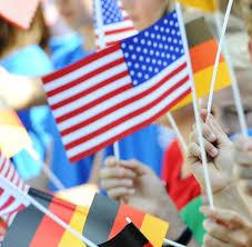 Prestige Golf Flags Interventionen Amerikaner Denken Immer Mehr Wie Deutsche Welt
