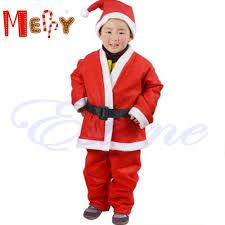 santa claus costume for toddlers stylish christmas santa claus costume children suit boy u0027s