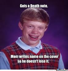 Badluck Brian Meme - bad luck brian by kupo707 meme center