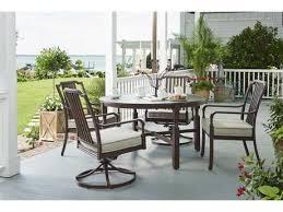 Paula Deen Dining Chairs Paula Deen Outdoor Dogwood Wicker Dining Set Dogwoodset8