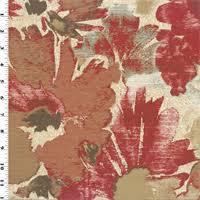 Red Drapery Fabric Contemporary Drapery Fabric Discount Fabrics