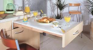 table escamotable dans meuble de cuisine décoration meuble cuisine table escamotable 21 colombes
