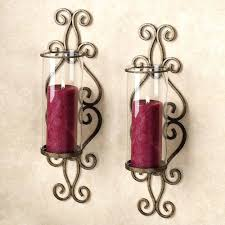 Crystal Candle Sconce Wall Ideas Hanging Lantern Wall Sconce Hanging Wall Vase Sconces