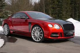 mercedes bentley mansory sanguis based on bentley continental gt