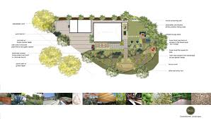 Landscape Floor Plan by Landscape Design Doublegreen Landscapes Los Angeles