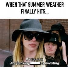 Fedora Meme - 22 hot weather memes that ll help you cool down sayingimages com