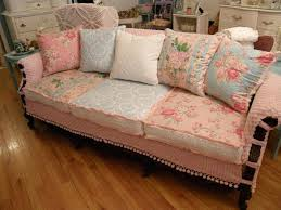 shabby chic sofa covers shabby chic sofa vintage furniture schenectady ny my chenille