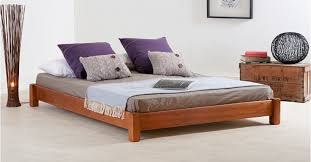 Platform Bed Without Headboard Download Low Beds Home Intercine