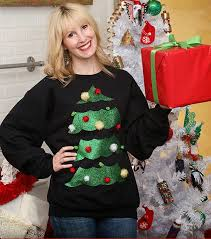How To Decorate An Ugly Christmas Sweater - christmas sweater ideas diy projects craft ideas u0026 how to u0027s for