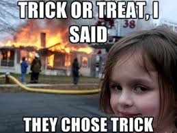 Teen Memes - movie memes halloween kid vs teen gifs trick or treat3