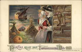 origins of thanksgiving yesteryear once more