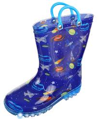 light up rain boots lilly boys light up rain boots sizes 5 10