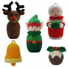 79 best knitting ornaments images on