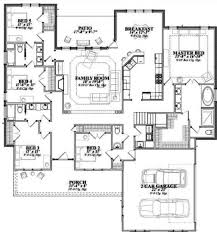 Southern Style Home Floor Plans Southern Style House Plan 5 Beds 3 00 Baths 2740 Sq Ft Plan 63