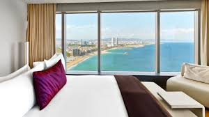 cozy room w barcelona room service 15 hotels around the world with spectacular views