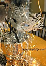 New Year S Eve Buffet Decor by Sunny Simple Life December 2013