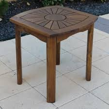 small outdoor accent tables outdoor coffee side tables for less overstock com