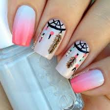 56 vivid summer nail art designs and colors 2017 2715220 weddbook