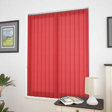 slate red replacement slats blinds by post