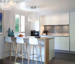 bar meuble cuisine plan de interieur maison contemporaine moderne pour meuble cuisine