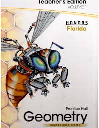 prentice hall geometry volume 1 honors gold series florida