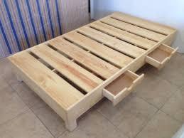 base de madera para cama individual base de cama individual madera sencilla 1 000 00 en mercado libre
