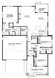 bungalow style home plans floor plans aflfpw76173 1 craftsman home with 3 bedrooms